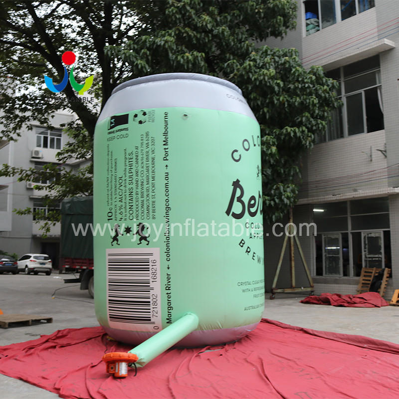 Inflatable Juice Drink Bottle Can Advertising Inflatable Model
