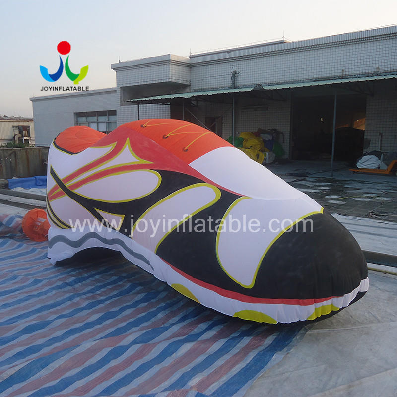 Inflatable Basketball Running Sports Shoes Model For Outdoor Advertising & Promotion