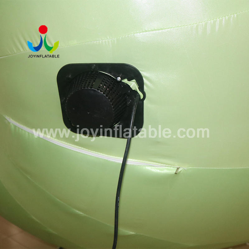 Customized Giant Inflatable Apple Fruit Balloon Model For Advertising