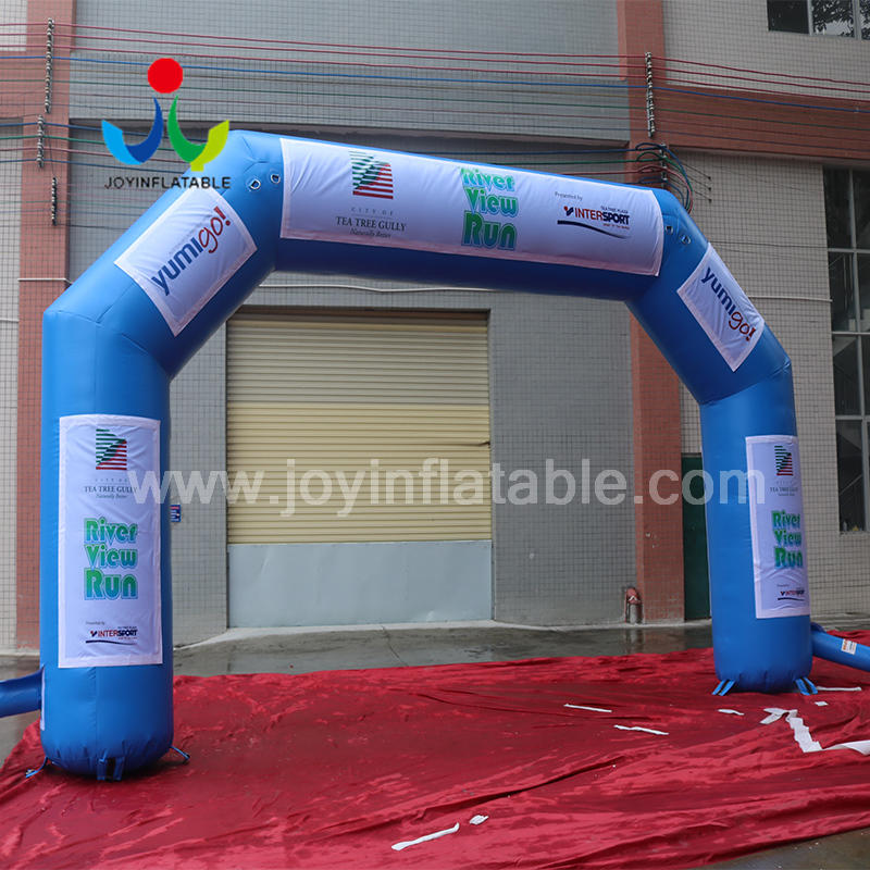 Multi-size Selection Advertising Inflatable Arch Sport Gate