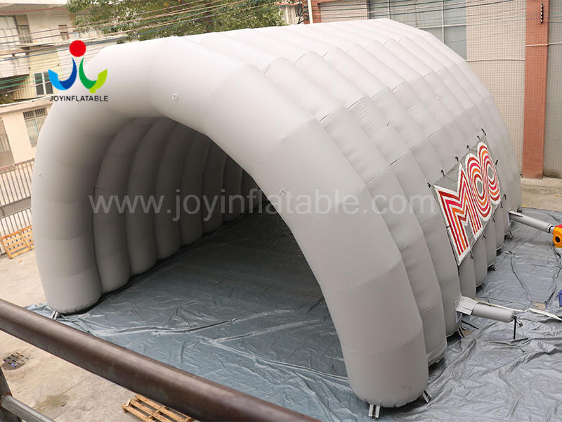 Outdoor Inflatable Grey Pvc Canopy Cover Tent for Events Video