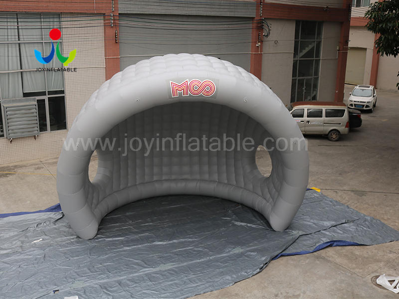 Large Inflatable Igloo Dome Tent for  Indoor and Playground Event Video