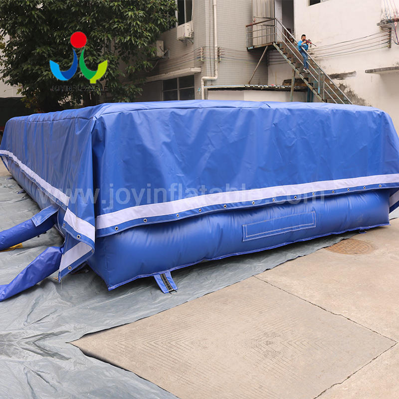 Stunt Inflatable Mat Air Bag for the Trampoline Park