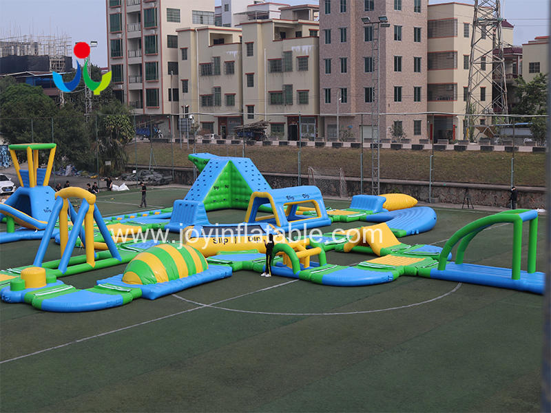 37*39M Inflatable Floating Water Park