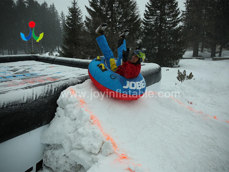 Inflatable Air Bag for skiing Video