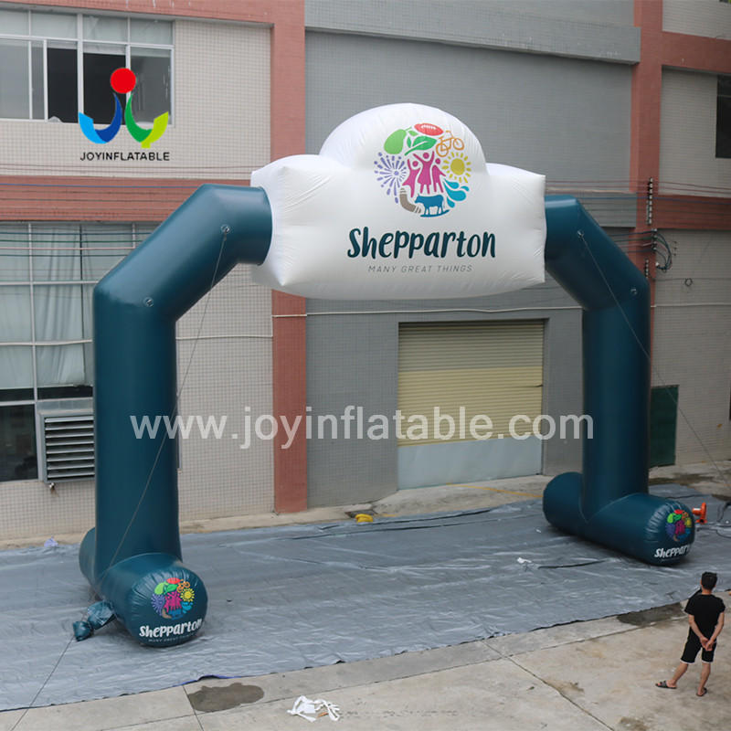JOY inflatable door inflatable race arch factory price for child