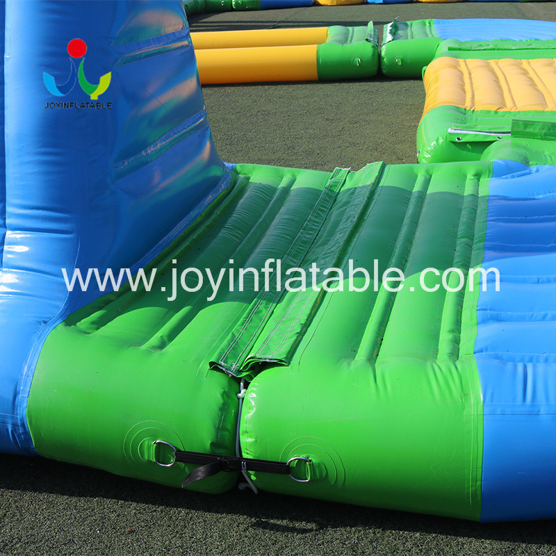 JOY inflatable island inflatable trampoline personalized for kids-9