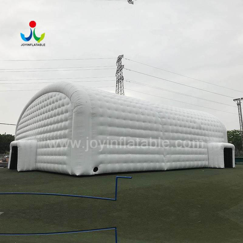 Outdoor Giant Inflatable White Wedding Marquee Party Tents