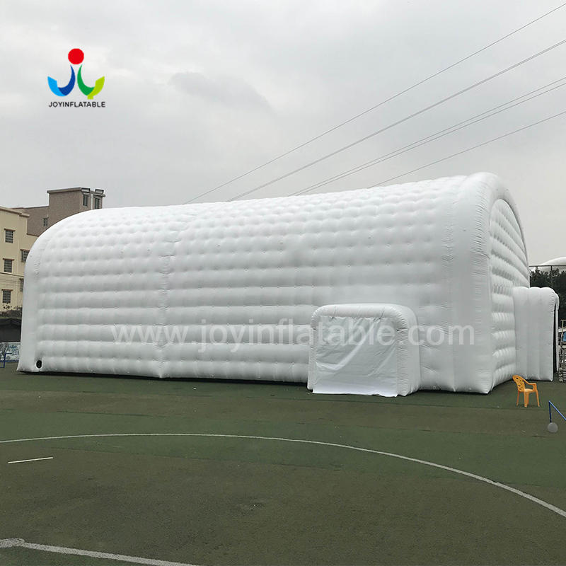 mix blow up event tent customized for outdoor