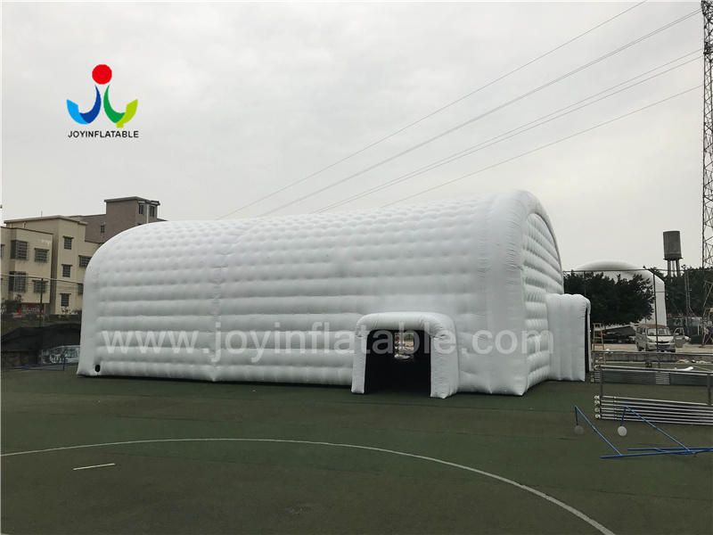 Outdoor Giant Inflatable White Wedding Marquee Party Tents Video