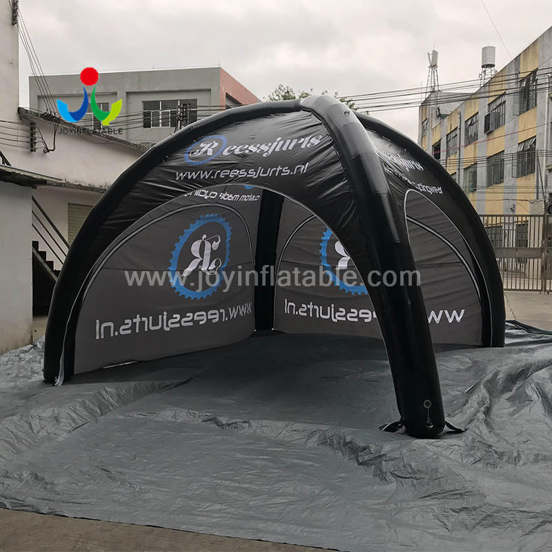 JOY inflatable crystal inflatable canopy tent factory for child