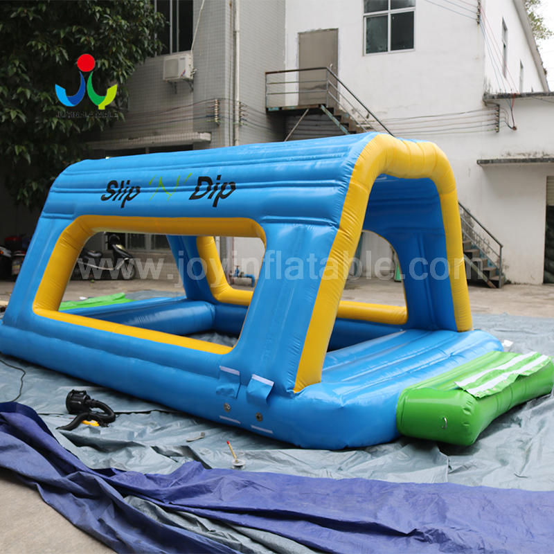 Inflatable Water Games Water Park Equipment For Kids and Adults