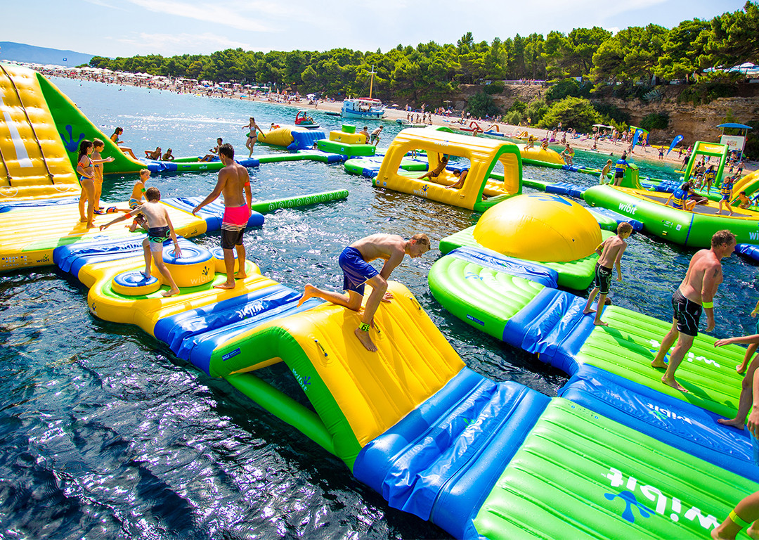 inflatable water park for sale for children JOY inflatable-4
