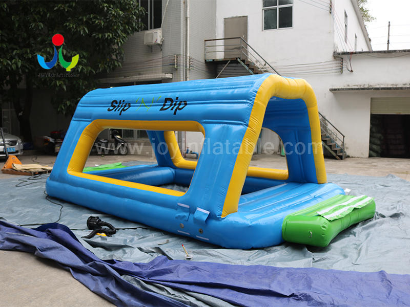 Inflatable Water Games Water Park Equipment For Kids and Adults Video