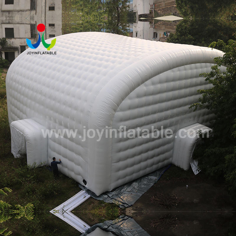 Large Inflatable Professional Factory Custom White Tent For Advertising Events