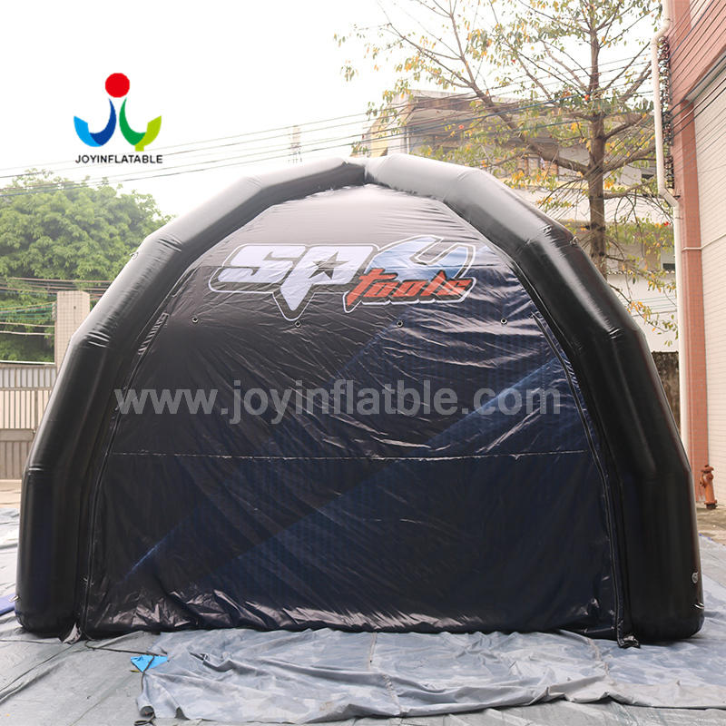 Airtight Portable Advertising Inflatable Spider Dome Tent With Customized logo