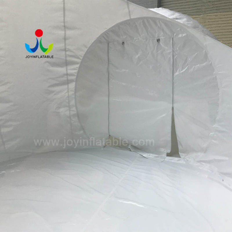PVC Air Outdoor Dome Camping Tree Luxury Hotel Inflatable Clear Crystal Tent For Sale