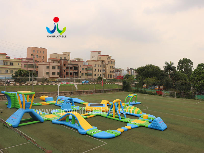 Water Park Sports Children and Adults Inflatable Water Park Equipment Video