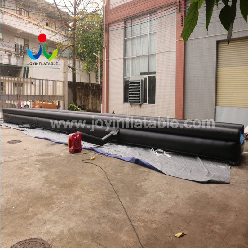 JOY inflatable blow up slip and slide customized for kids-5