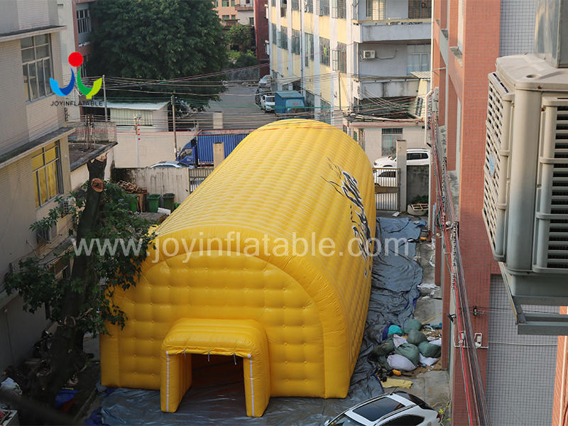 Professional Factory Custom Inflatable Air Tents Structure For Outdoor Sport Video