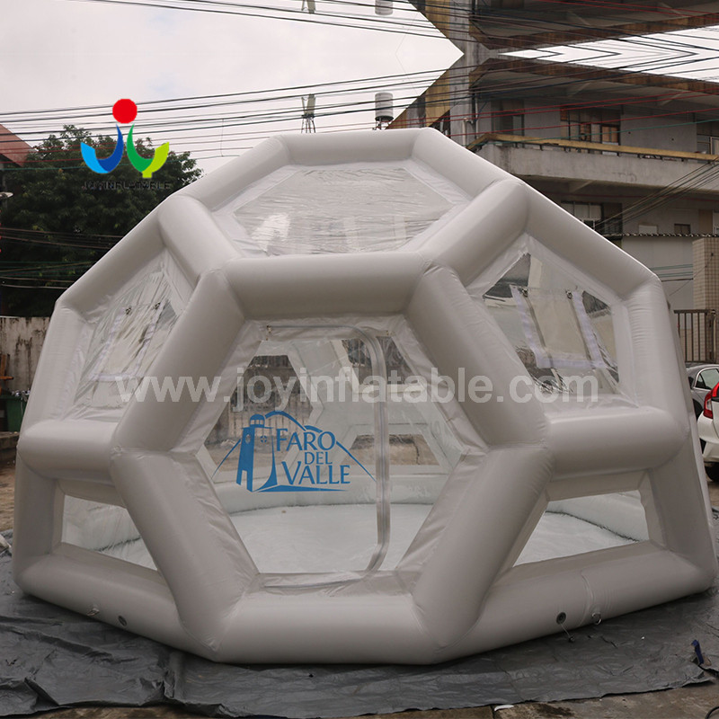 JOY inflatable globe blow up dome from China for outdoor-6