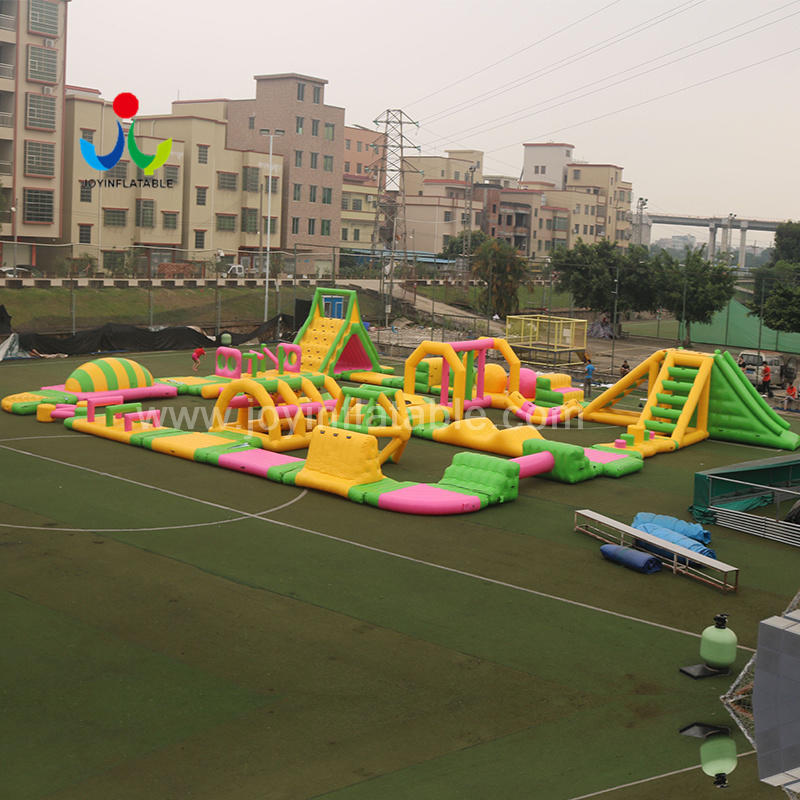 Giant Commercial Outdoor Floating Water Games  Park for Sale