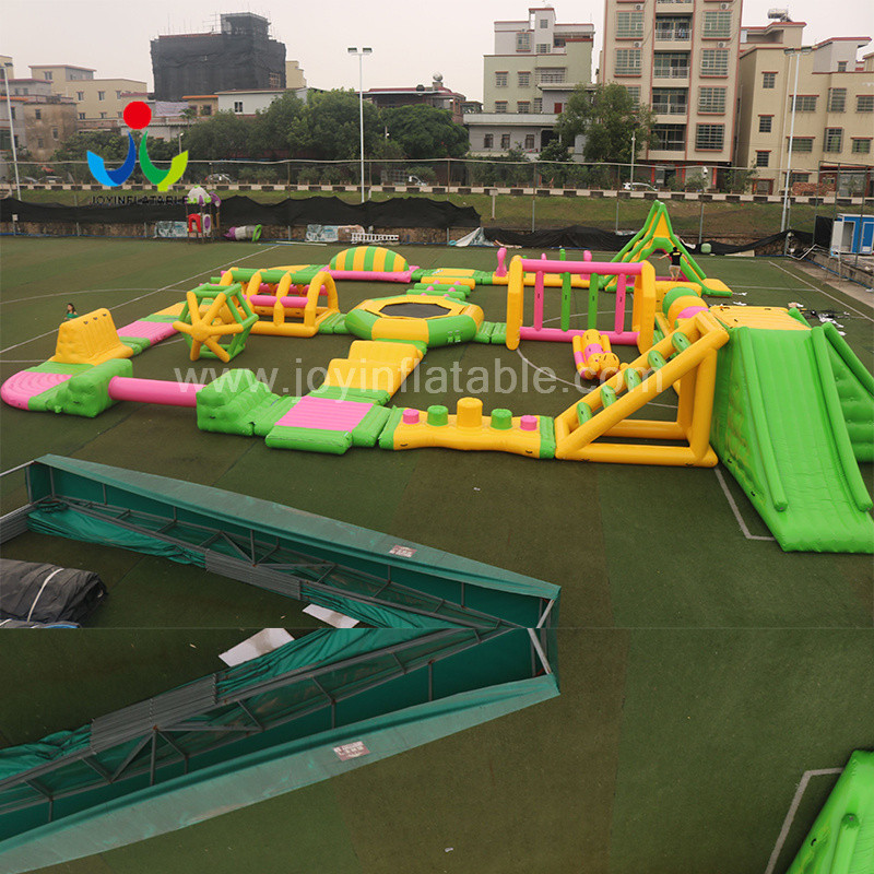 inflatable water park for kids JOY inflatable-5