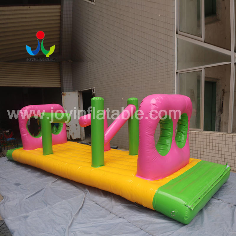 JOY inflatable blow up water park supplier for children