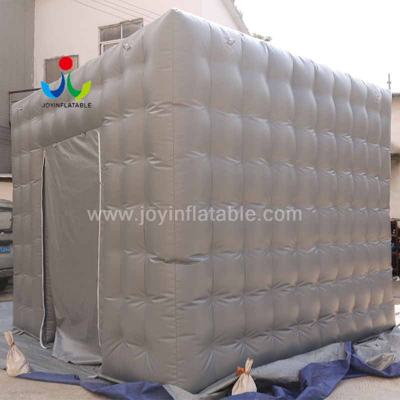 trampoline Inflatable cube tent wholesale for children-4