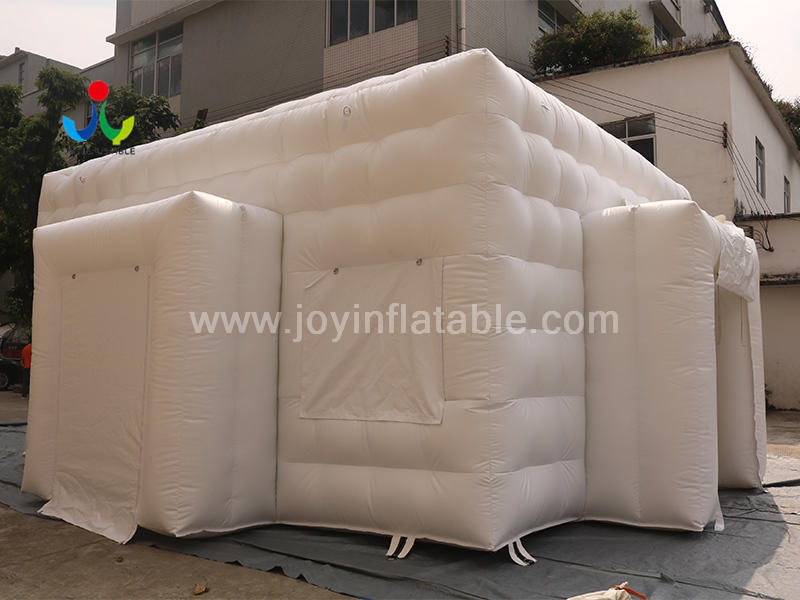 Outdoor Inflatable Cube Tent House Giant Inflatable Party Tent Video