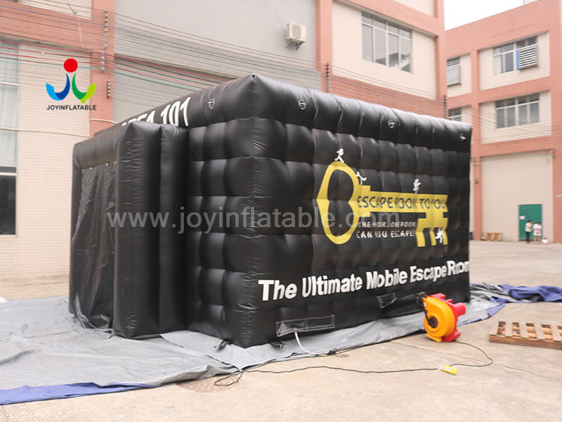 Inflatable Party Cube Room Tent with Led Light video