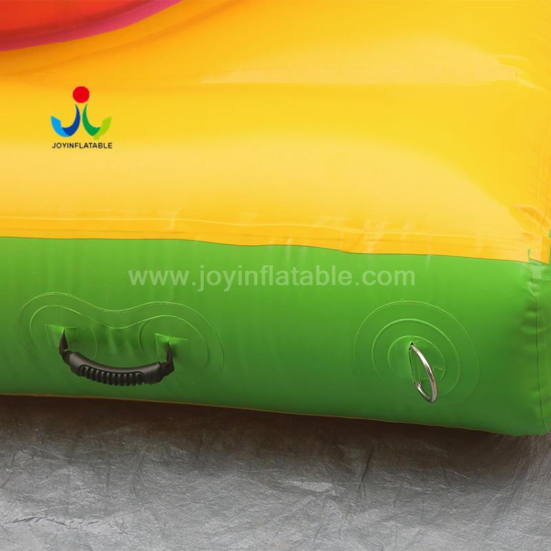 Inflatable Fun Aqua Park Equipment Commercial Stimulating Water Theme Park Design For Sale