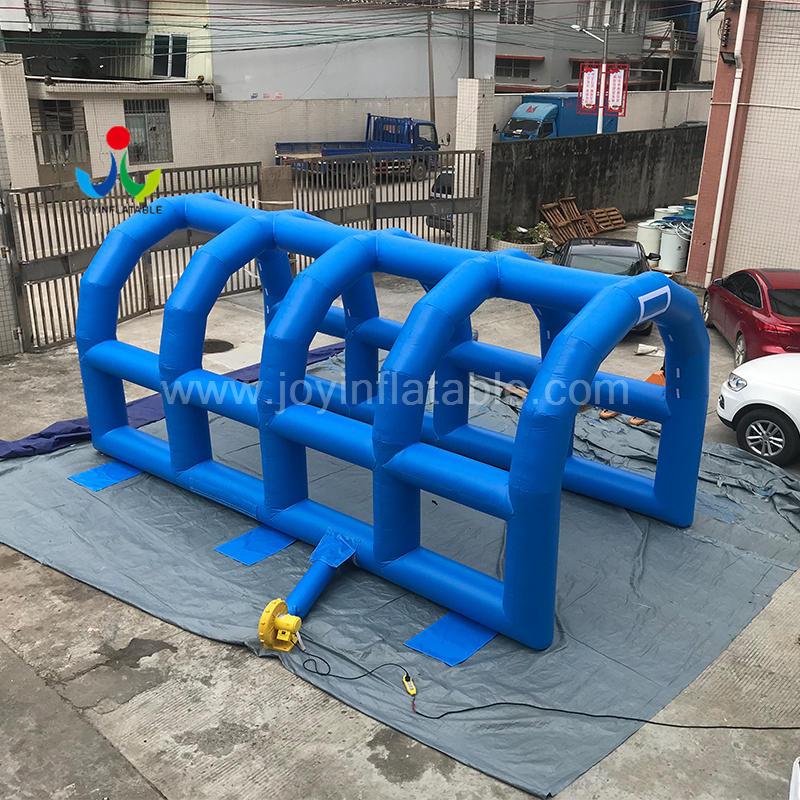Custom Inflatable Spray Mist Arch Tent For Summer