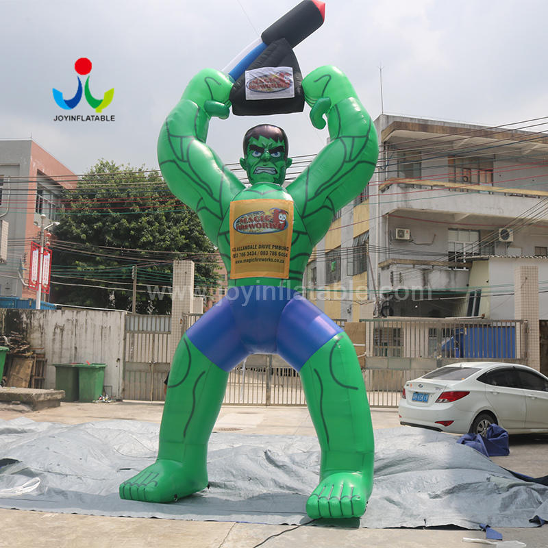 Custom Advertising Inflatable Giant Man