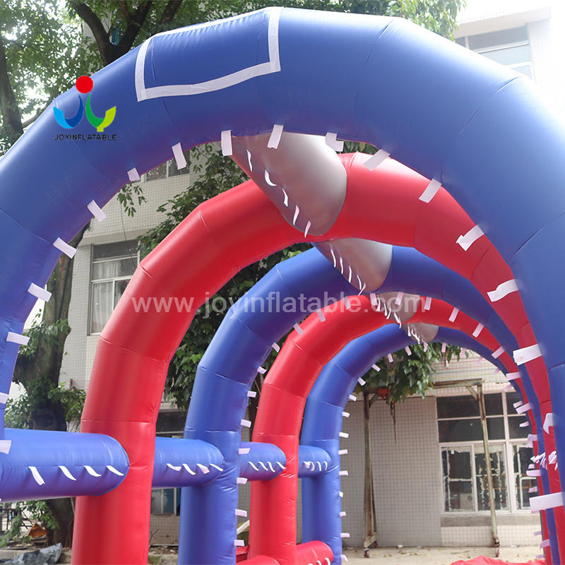 Custom Summer Giant Commercial Outdoor Inflatable Misting Station Spray Tent For Sale