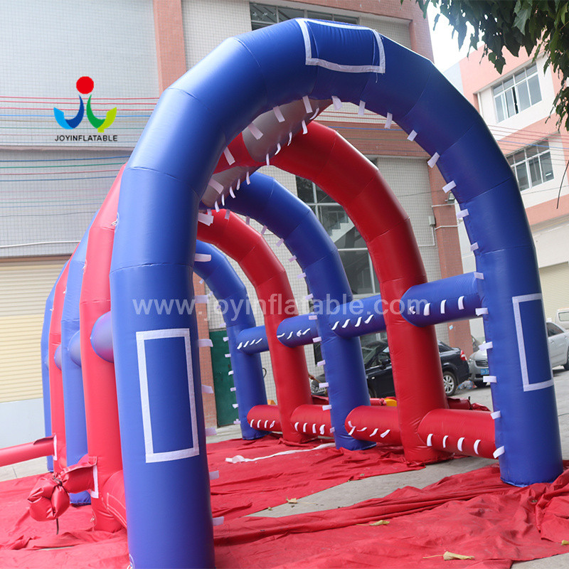 racing inflatable race arch wholesale for kids-4