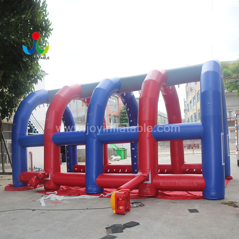racing inflatable race arch wholesale for kids-7