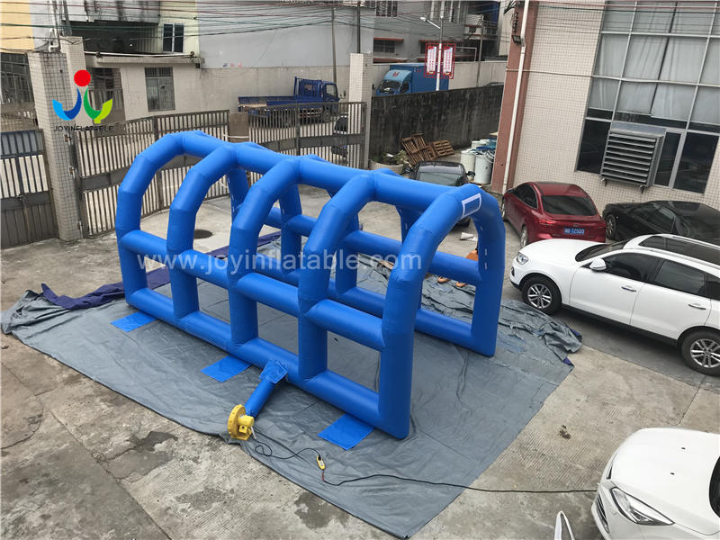 Custom Inflatable Spray Mist Arch Tent For Summer Video