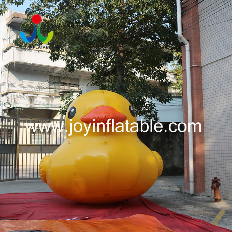 Giant Airtight InflatableYellow Duck for Event Decoration Advertising