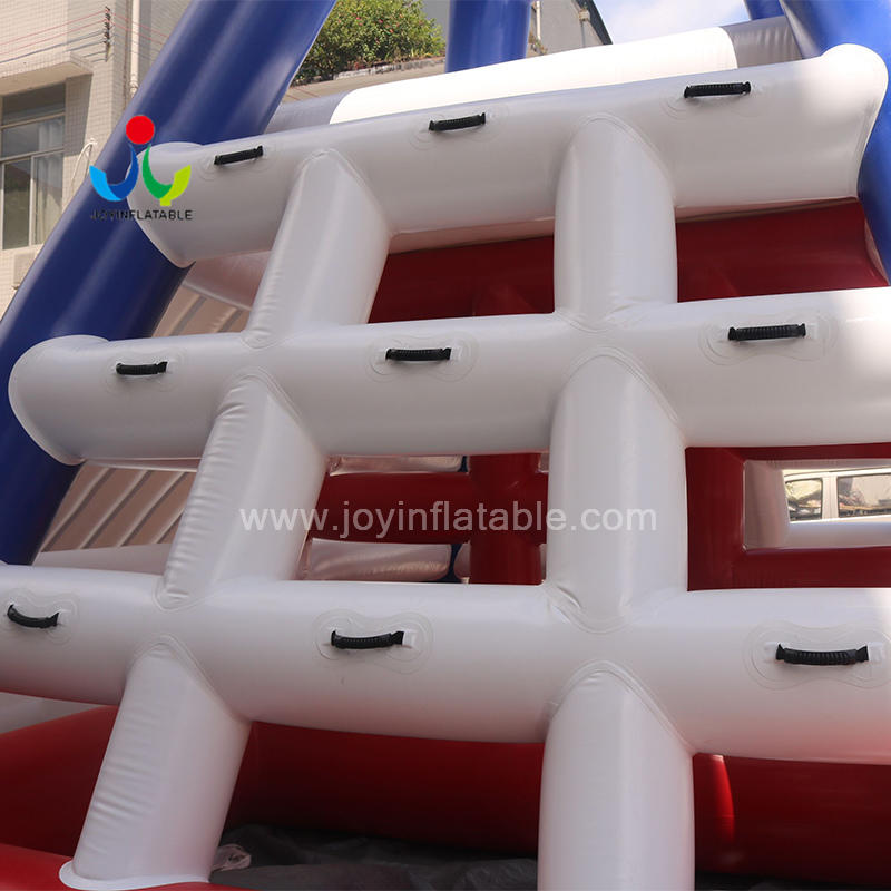 Commercial Air Sealed Giant Inflatable Floating Water Slide Equipment for Adult