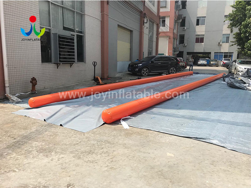 Inflatable Free Fall Inflatable Slip N Fly Water City Slide for Outdoor Playground Video