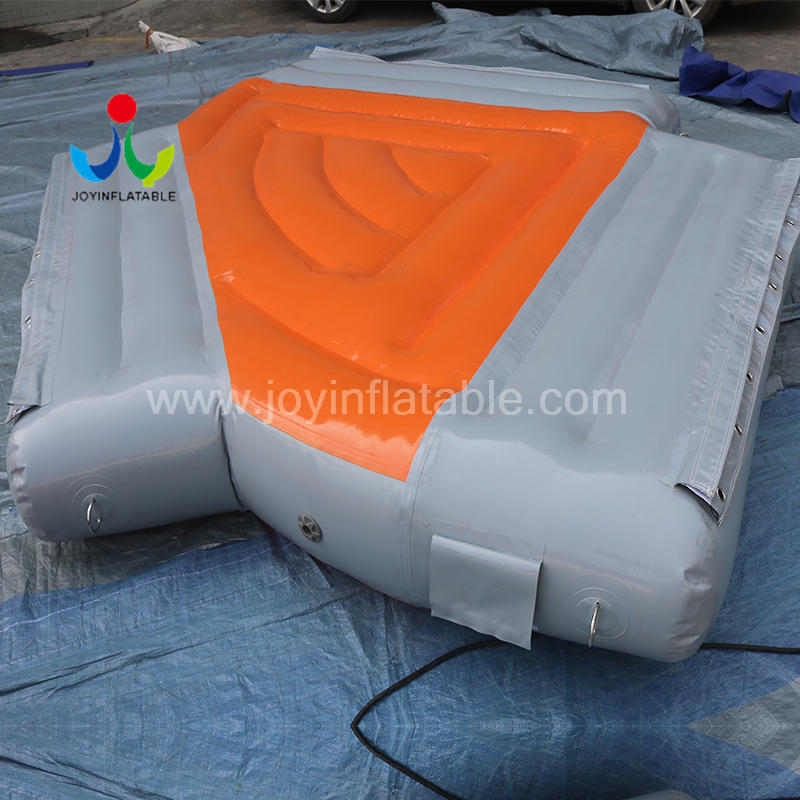 Outdoor Amusement Inflatable Floating Water Park Sea Island