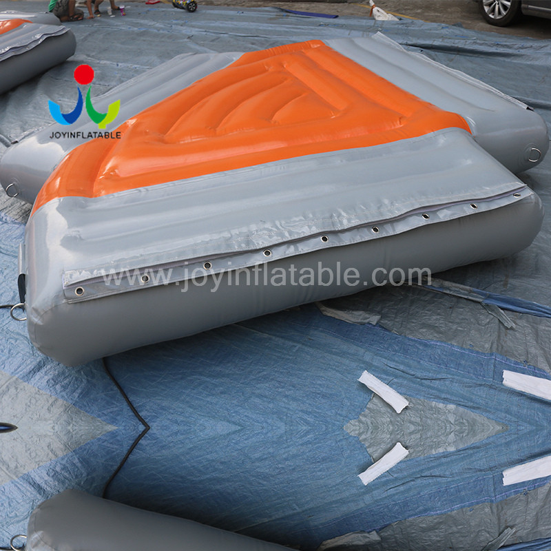 JOY inflatable commercial floating water park for sale for child-9