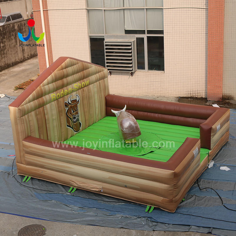 Inflatable Rodeo Bull Mechanical Bull Riding Game