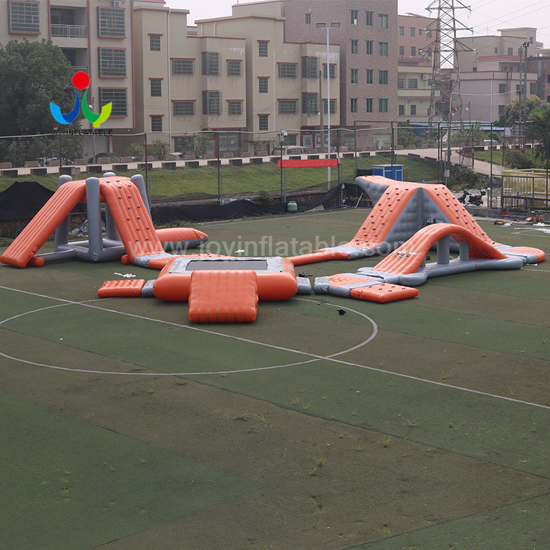 JOY inflatable jumping floating playground design for kids-6