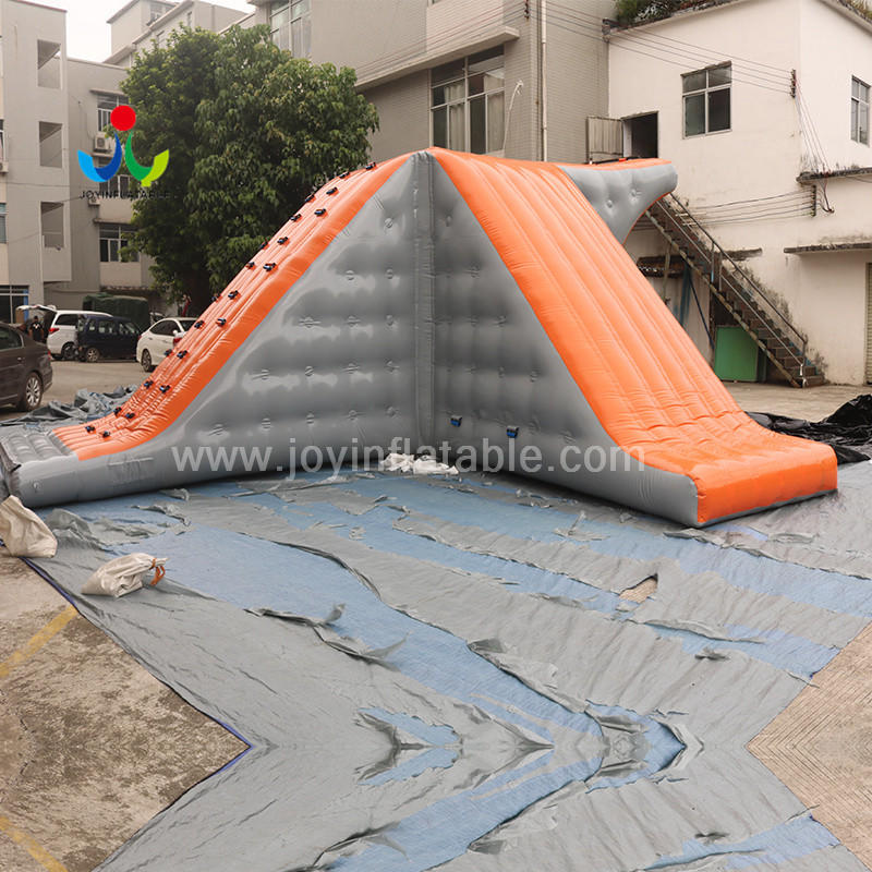 commercial inflatable floating water park supplier for children