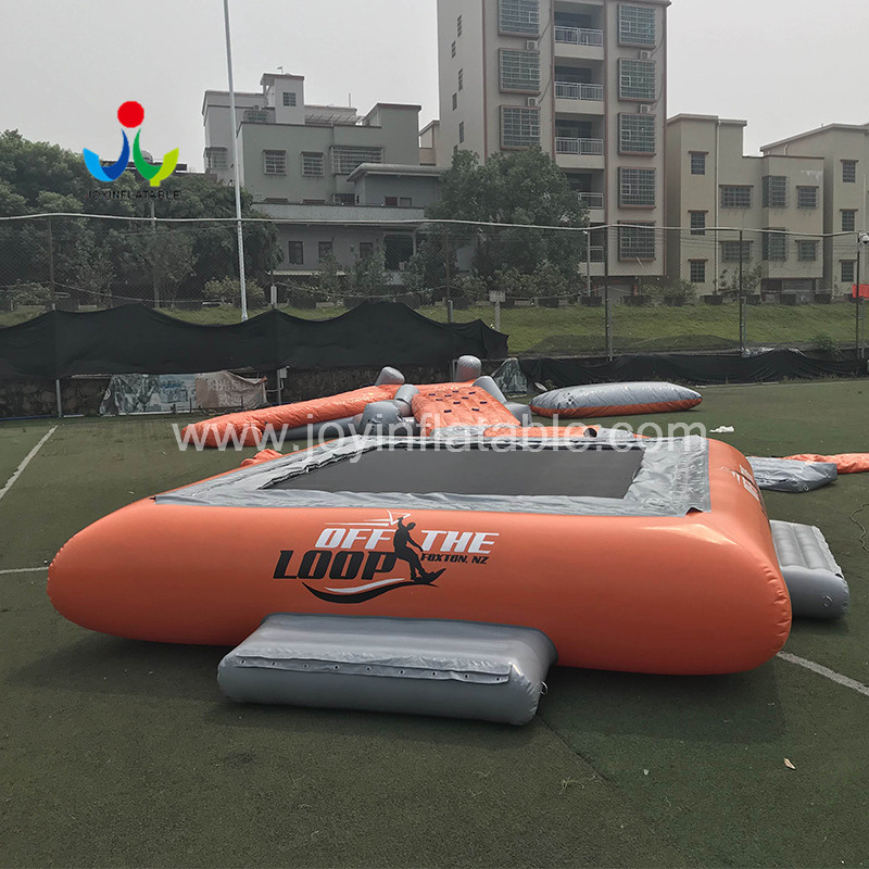 JOY inflatable action inflatable water park for lake for outdoor-7