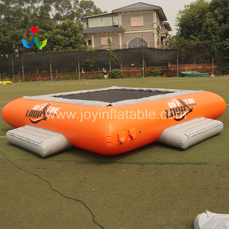 JOY inflatable action inflatable water park for lake for outdoor-9