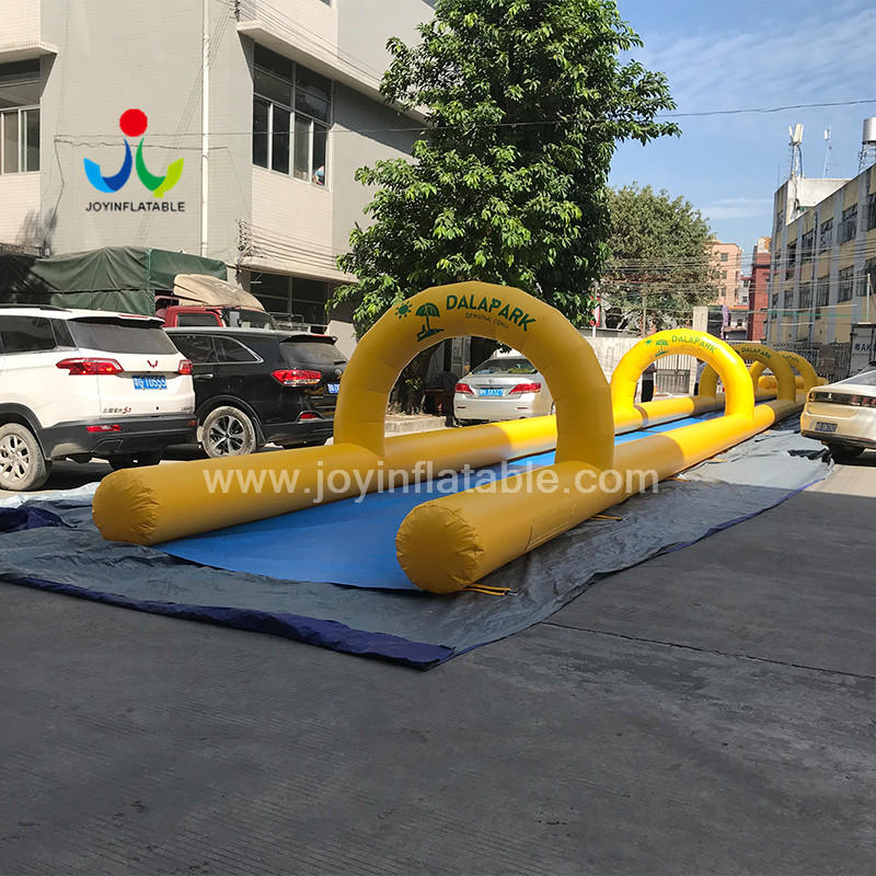 reliable inflatable slip and slide manufacturer for kids