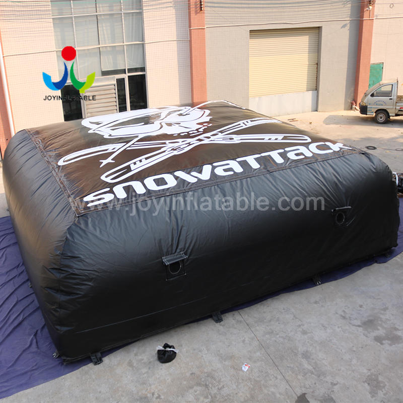 Inflatable Freestyle Inflatable Stunt Airbag BMX Air Bag For Bicycle